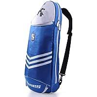 MaMaison007 Racchette Badminton sport borsa singola spalla esterna multiuso luce