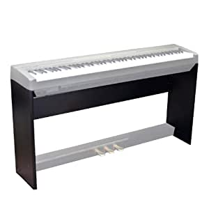stand for yamaha p35 p85 p95 p105 digital piano keyboard musical instruments. Black Bedroom Furniture Sets. Home Design Ideas