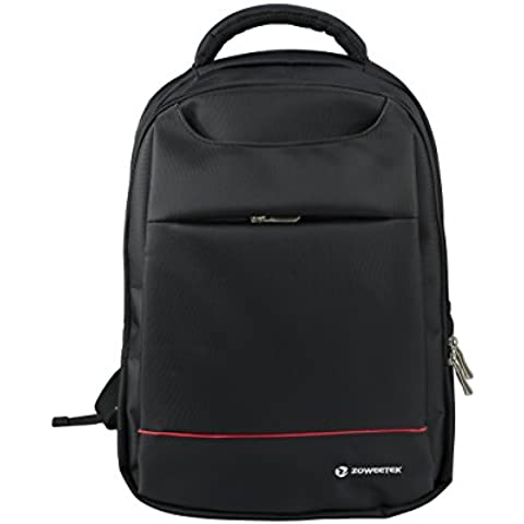Zoweetek® Mochila de transporte para ordenador portátil /MacBook / MacBook Pro de 13-17 Pulgadas