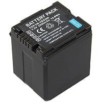 Batterie Li-Ion pour Panasonic VB-VBG260 (info chip) HDC-SD1, HDC-SD3, HDC-SD5, HDC-SD7, HDC-SD10, HDC-HS100, HDC-SD100, HDC-SD600, HDC-SD707, HDC-SX5, HDC-DX3, HDC-DX1, HDC-TM350, HDC-HS700, HDC-TM700, VDR-D310, VDR-D250, VDR-D300, VDR-D400, VDR-M70K, VDR-M30K, VDR-M95