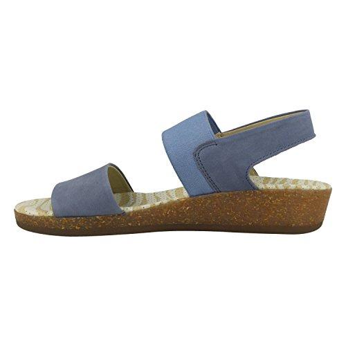 Alp P900425005 Sandale Softinos Bleu Cupido qapPZx4w