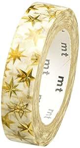 MTa forma di stella di Natale Washi