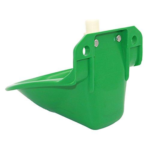 Adhere To Fly Kuh Schaf Schwein Wasser Schüsseln Tiere trinken Werkzeug Amnion Flasche Cup Bauernhof Ausrüstung (Stil 1) - 6