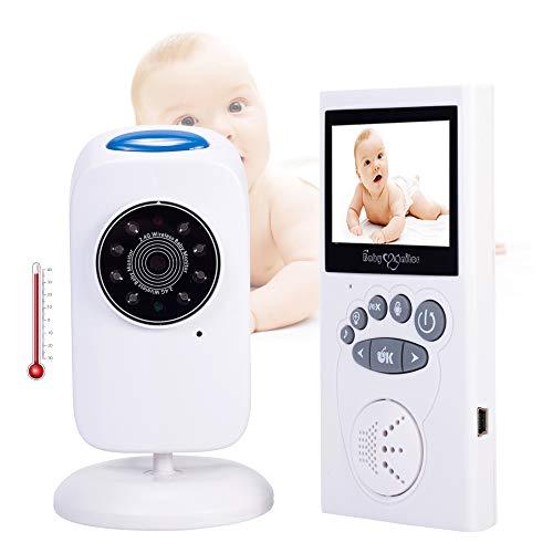 LNLJ Drahtloser Baby-Videomonitor mit Kamera VOX Automatisches Aufwecken 2,4