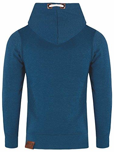 Dilaw Benchy Hoodie Pullover Kapuzenpullover Coral Blau