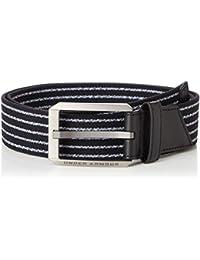 Under Armour UA Men's Stretch Belt Cómodo Cinturón De Hombre, Accesorio Para Hombre Hombre Negro (Black) 36