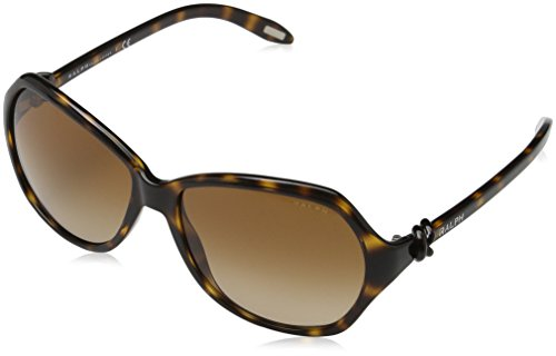 RALPH 0RA5128 977/13, Montures de Lunettes Femme (Amber/Orange Stripes/Brown Gradient), 55