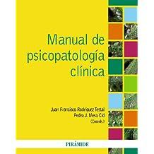 Manual de psicopatología clínica (Psicología)