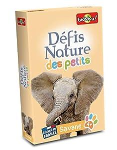 Défis Nature-282581-Cartas de Animales Bebés de la Granja-pequeños-Color Naranja (Idioma español no garantizado)