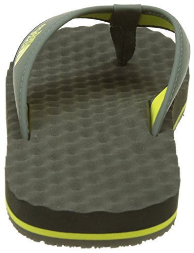 The North Face  M BASE CAMP FLIP-FLOP, tongs homme Vert (Thyme/sulphur Spring Green)