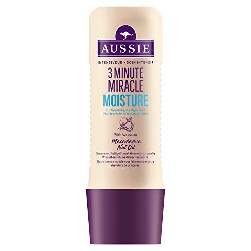 Aussie 3Minute Miracle Moist Intensivkur, 250 ml
