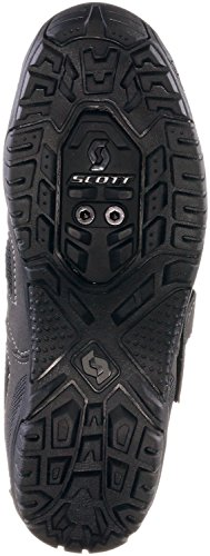 Scott Trail Evo black/ red Femme Noir