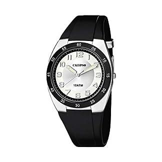 Calypso Reloj Analógico para Hombre de Cuarzo con Correa en Silicona K5753/5