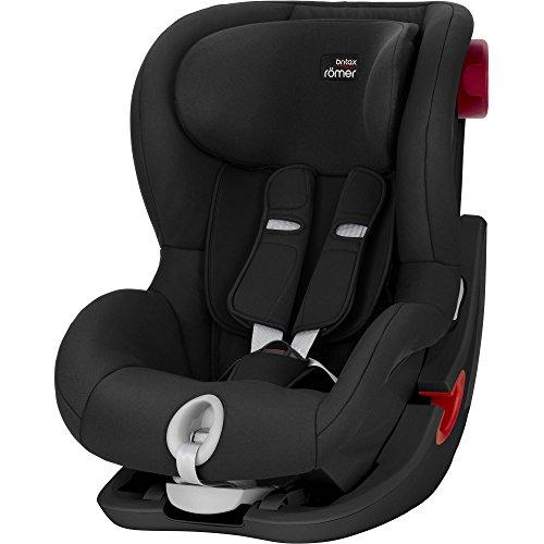Britax Römer KING II Kindersitz 9-18 kg, Autositz Gruppe 1, Cosmos Black