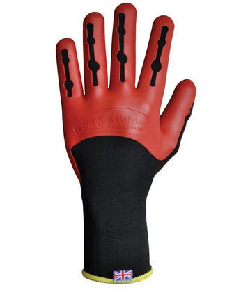 polyco-size-medium-grip-it-max-tough-mudder-gripper-gloves-spartan-total-warrior-ocr-recommended