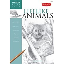 [(Lifelike Animals: Discover Your Inner Artist as You Learn to Draw Animals in Graphite )] [Author: Linda Weil] [Jun-2013]
