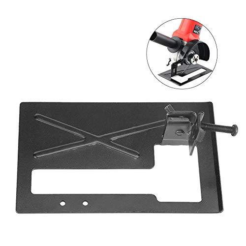 Stahlplatte Winkelschleifer Bracket Stand Halter Schneidemaschine Conversion Tool Support Base