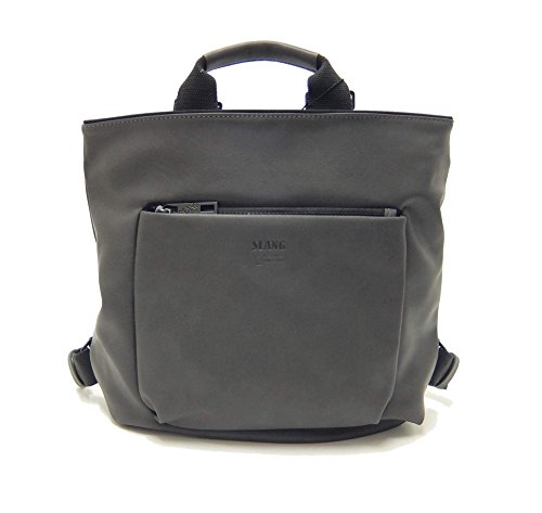 Mochila-bolso mujer Slang ATO3 All Together Gris
