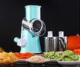 PENGFAN Nuova grattugia Multi-Funzione per Formaggio con utensile da Cucina a manovella Multi-Funzione