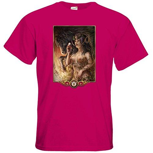 getshirts - Das Schwarze Auge - T-Shirt - Götter - Rahja Sorbet