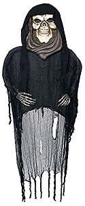 WIDMANN?Grim Reaper Unisex-Adult, Negro, talla única, vd-wdm7801g