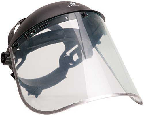 Portwest PW96CLR Face Shield Plus, Transparent
