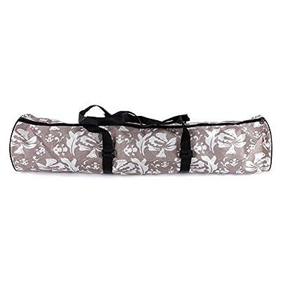 Sijueam® Yogatasche Wasserfest Yogamatte Tasche Set mit Reißverschluss und ein klein Beutel für Ihre Handy
