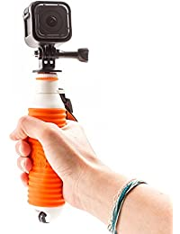 XSORIES - Poignée flottante U-Float pour GoPro - Blanc / Orange