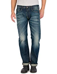 Replay Herren Relaxed Jeans Billstrong M955