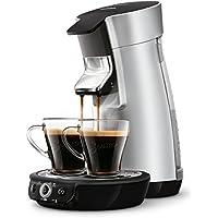 Senseo HD7831/10 Viva Café Kaffeepadmaschine (Kaffee Boost Technologie) silber