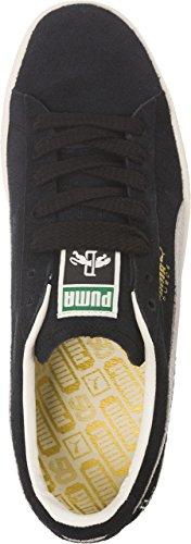 Puma Herren Sneakers Suede Classic Rudolf Dassler Schwarz (15) 42