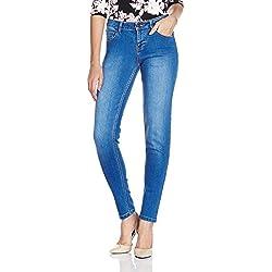 Cherokee Women's Slim Jeans (270015991 INDIGO 32 IN-28)