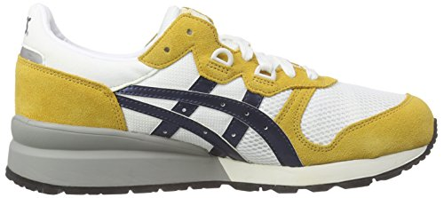 ASICS Gel-Epirus, Baskets Basses Adulte Mixte Blanc (white 0150)