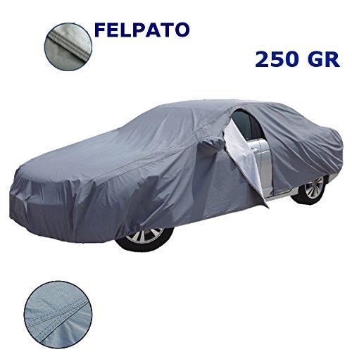 Bâche voiture feutré Maserati Spyder 01 > 06 Housse couvre-voiture Coque imperméable Ripstop lavable et anti-rayures