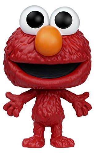 Funko - Figurina Sesame Street - Elmo Pop 10Cm