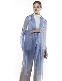 HSHIA Bufanda Para Mujer Elegante Diseño Estolas Largo Suave Chales Moda Fulares - Conveniente Para la Vida Diaria /Boda /el Viajar /Playa Estolas - Buen Regalo -7 Colores