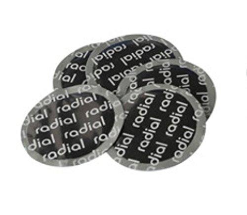 Tube Tire & Innere Repair Patch cp-1004schwarz rund 2-1/121,9cm & # xffe0; 5730-