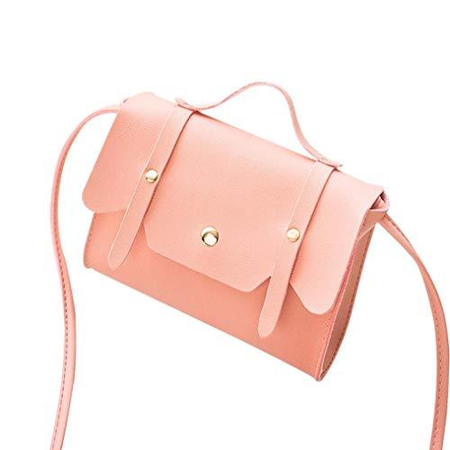 ARROYO Crossbody Bags Fashion Womens Leather Shoulder Messenger Bag Coin Purses Mini Handbags