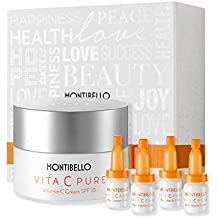 MONTIBELLO PACK VITA C PURE_Crema 50ml + Sérum ultraconcentrado 4x5g