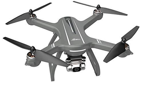 Eanling HS700D GPS Drohne mit 2K Kamera,5G Wifi live Übertragung,GPS automatisch Rückkehr,rc Quadrocopter ferngesteuert mit langer Flugzeit,Follow Me,brushless motor Modulare Batterie für Anfänger