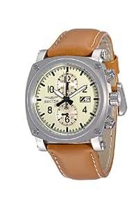 Sector Hommes R3251907145 Montre chronographe en acier inoxydable