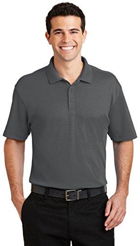 Port Authority Herren Poloshirt Sterling Grey