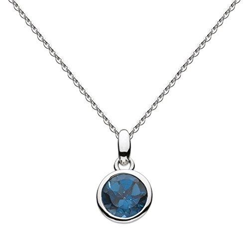 kit-heath-collana-donna-925-argento-rotonda-blu-topazio