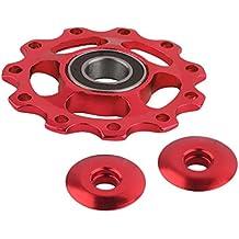 Cojinetes de rueda para polea de cerámica/aluminio con RS mejorado para bicicleta de montaña