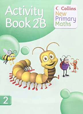 Collins New Primary Maths – Activity Book 2B by Collins Educational