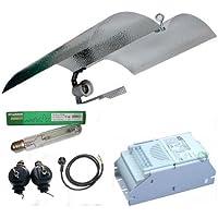 Grow Lx-Kit de bombilla Hps Superwing Xxl Mh, 600 w