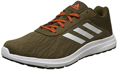 Adidas Men's Traoli/Silvmt/Cblack/Eneo Running Shoes-7 UK/India (40.67 EU) (CI1963)