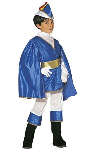 WIDMANN Costume Bambino da Principe Azzurro, Colore, 140 cm 38867