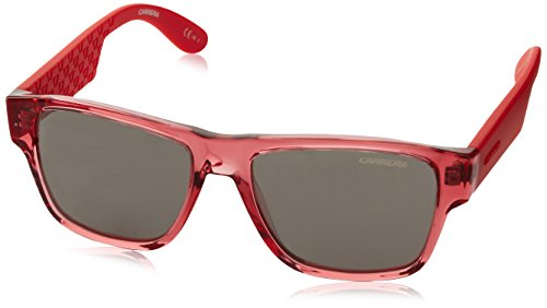 3db4013726 Carrera Junior Unisex-Kid's CARRERINO 15 SS Sunglasses, Trnsp Red, ...