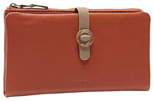 ABBACINO - Ss16 Abbacino Wallet Beca /  Orange, Frizione da donna, arancione (orange), taglia unica